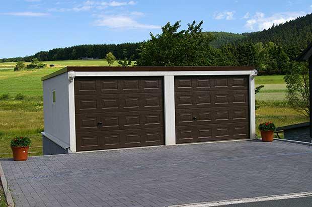 Trasteros y garajes prefabricados amplia for Trasteros prefabricados precios