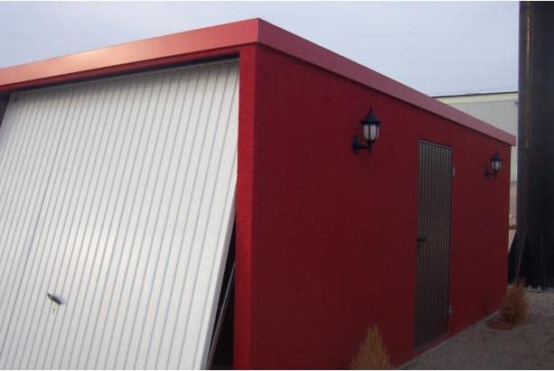 Garajes prefabricados amplia garajes met licos desmontables for Garajes modelos
