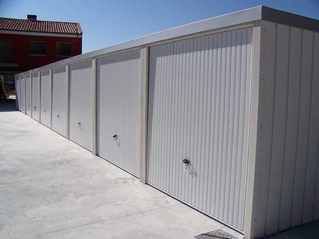 garajes prefabricados Valladolid