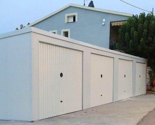 Garaje Cuádruple en Murcia