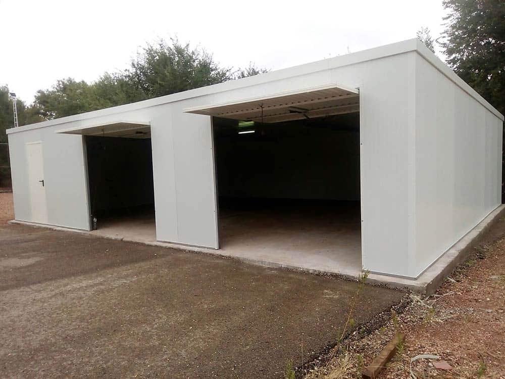 Fotos De Garajes Y Almacenes Prefabricados Galer 237 A De