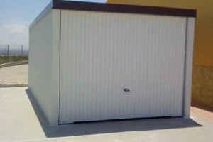 Garaje prefabricado Alicante