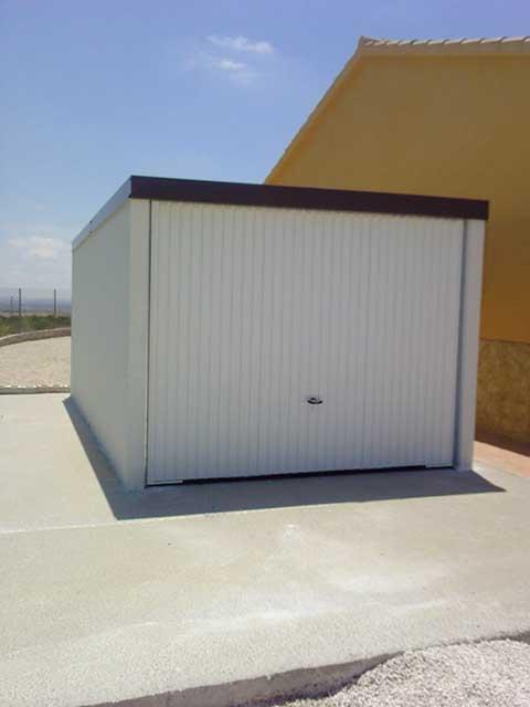 Fotos De Garajes Y Almacenes Prefabricados Galer A De