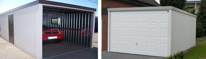 Galer a de fotos garajes trasteros prefabricados amplia - Garajes prefabricados ...
