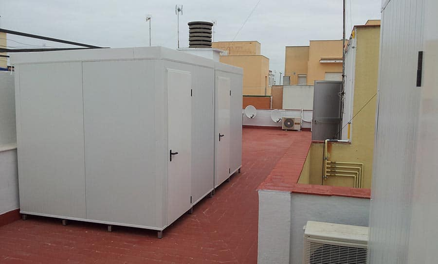 Trasteros Prefabricados. Cádiz