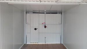 Interior garaje Rivas