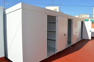 Trasteros Prefabricados en Murcia