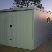 Garaje modular prefabricado en Agost, Alicante