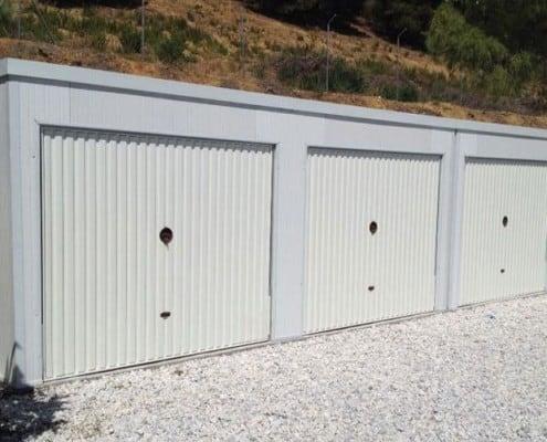 garajes prefabricados Málaga