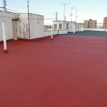 Impermeabilización de terrazas Amplia foto