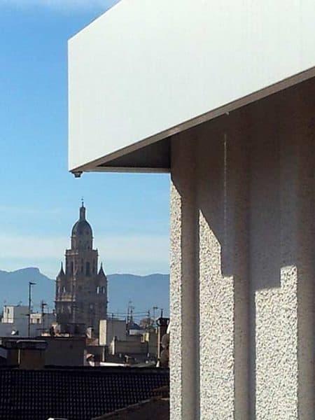 Techo de trastero Murcia