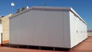 Bloque 10 trasteros prefabricados Murcia