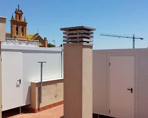 Trasteros en Sevilla