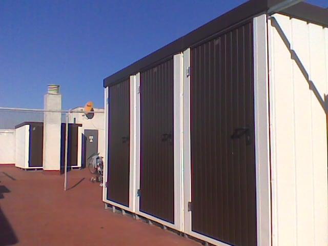 Casetas prefabricadas. Alicante