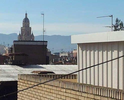 Trastero azotea en Murcia
