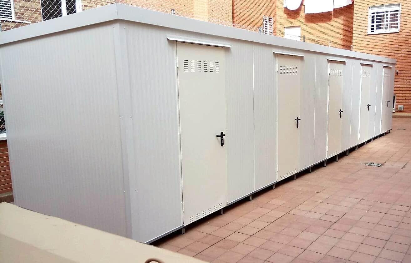 Casetas prefabricadas en murcia for Prefabricados de hormigon murcia