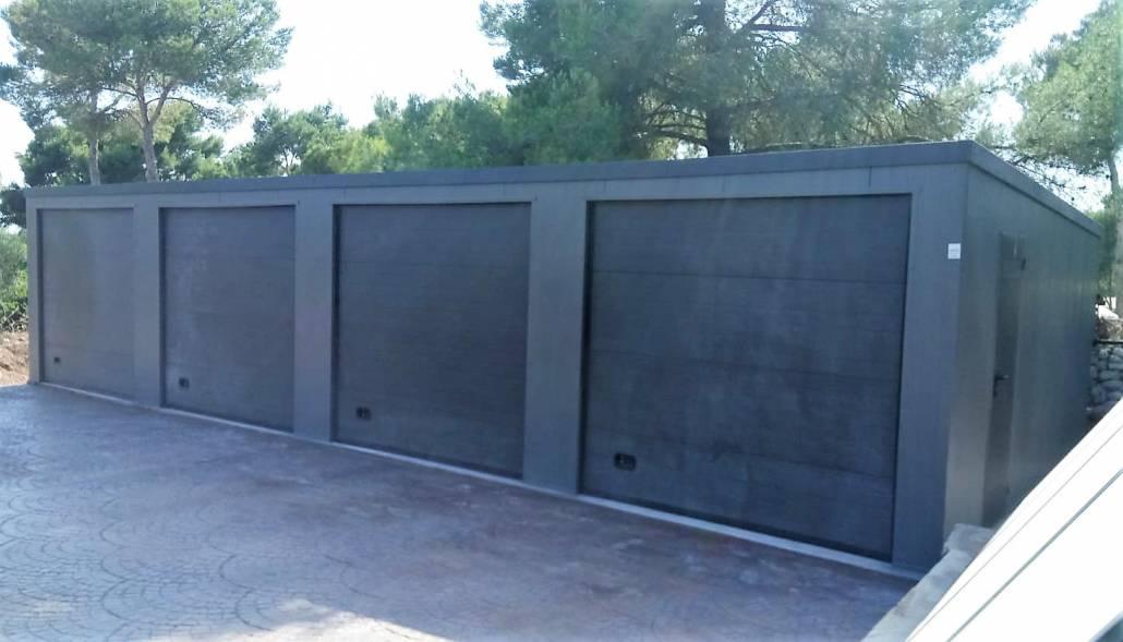 Garaje Prefabricado en Mallorca