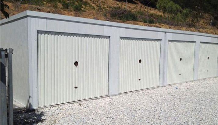 Amplia Garajes Prefabricados