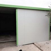 Instalación de un Garaje Modular en Lorquí (Murcia)