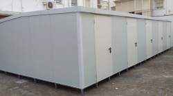 Instalación de trasteros prefabricados en Sevilla