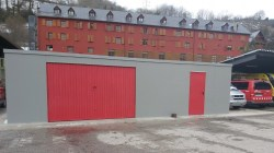 Garaje Prefabricado Lérida