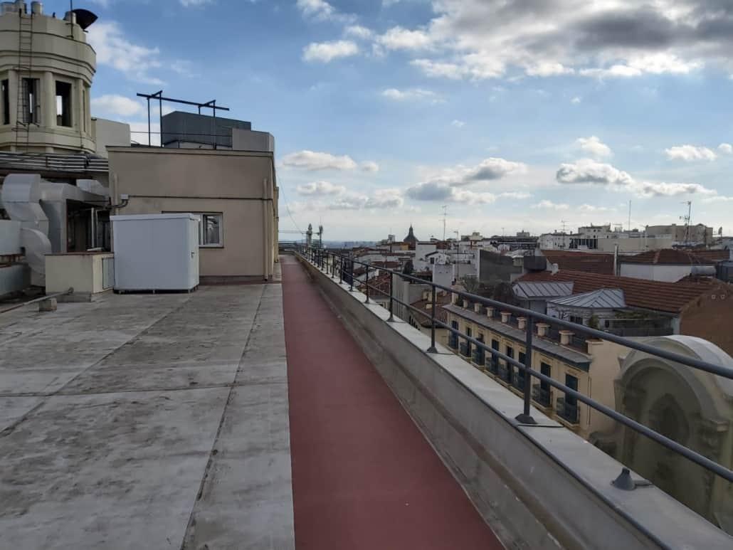 Montaje de Almacén Prefabricado en Madrid
