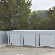 Cochera Prefabricada Ibiza